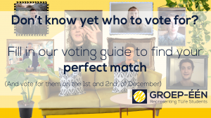 don't know who to vote for? fill in the quiz to find your perfect match